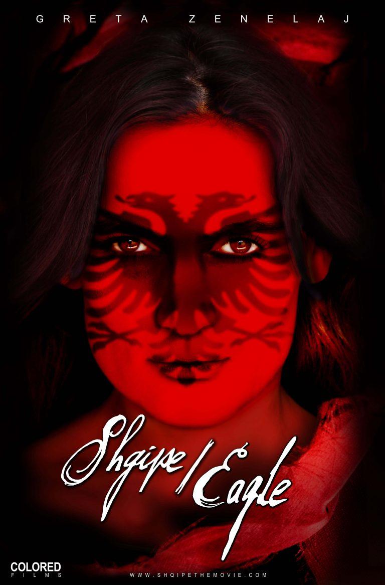 Eagle_Shqipe Poster Colored Films LLC