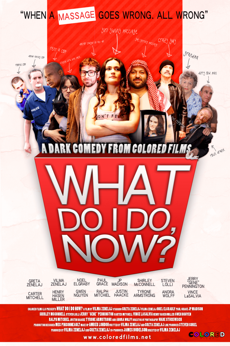 What do I do Now Poster