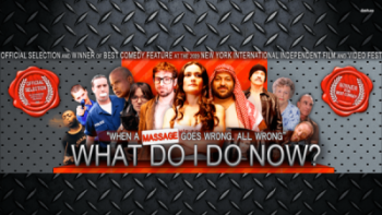 What do I do now- Poster Colored Films LLC